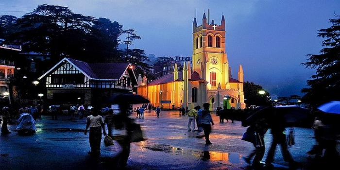 Chandigarh To Shimla Travel Packages (3 Days/2 Nights)